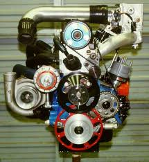 Ford 2.3 Turbo   Turbos and Superchargers